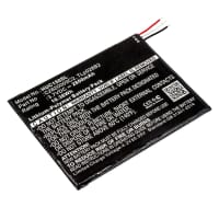 Battery for Kurio Tab 2, Xtreme 2, C15100M, C15150M, Alcatel One Touch Pixi 3 7