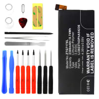 Battery for ZTE Blade S6 / Nubia Z7 Mini incl. Tool-kit - Li3823T43PhA54236 (2300mAh) Replacement battery