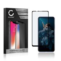 Protection d'écran en verre Huawei Honor 20 Pro (3D Case-friendly, 9H, 0,33mm, Full Glue) Verre trempé