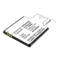 Battery for Archos 45 Neon - AC3000A, AC3000B (3100mAh) Replacement battery