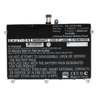 Battery for Lenovo Yoga 2-11 - L13L4P21 (4600mAh) Replacement battery