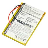 Batería para iriver E50 4Gb / 8Gb (350mAh)