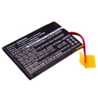 Battery for Cowon M2 - P140409301, PR-464465N (1300mAh) Spare Battery Replacement