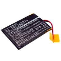 Batterie pour Cowon M2 - P140409301, PR-464465N (1300mAh) Batterie Rechange