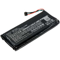 Battery for Garmin RTL510 / Varia RTL501 010-01951-00 - 9415-302-000,9415-301-100 (8000mAh) Spare Battery Replacement