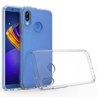 Back Cover for Huawei P20 Lite - Silicone, Crystal Clear Case