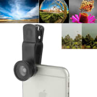 Objectif Smartphone Set - 5in1 Photo Adaptateurs