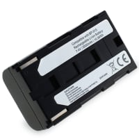 Battery for Canon XF100 XL1 XH-A1 XM2 XL2 XM1 XL1S XF105 XL-H1 XH-G1 E-30 V60Hi MV1 V420, Phase One P25, P45, P65 - BP-915,BP-930,BP-945 2000mAh Replacement battery