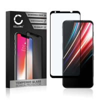 Screen protector glass Nubia Red Magic 5G (3D Case-friendly, 9H, 0,33mm, Full Glue) Tempered Glass
