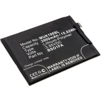 Battery for Xiaomi Black Shark - BSO1FA (3900mAh) , Replacement battery