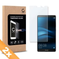 2x Displaybeschermglas voor Huawei Mate 8 - Tempered Glass (HD kwaliteit / 2.5D / 0,33mm / 9H)