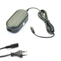 Adapter voor Olympus SP-350 FE-210 FE-170 FE-100 SP-320 SP-310 C-220 FE-120 FE-115 C-310 C-150 X-775 (E-8AC)