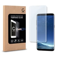 Cristal protector de la pantalla para Samsung Galaxy S8 Plus (SM-G955 / SM-G955F) - Tempered Glass (Calidad HD / 3D Full Cover / 0,33mm / 9H)