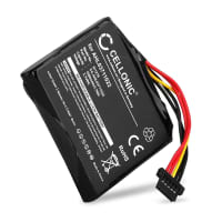 Battery for TomTom GO Live 820 Europe Go Live 825 Europe - AHL03711022,VF6M (1000mAh) Replacement battery