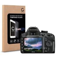 Protection d'écran en verre pour Nikon D3200 / D3300 (transparent)