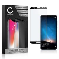 Displaybeschermglas Huawei Mate 10 Lite (3D Full Cover, 9H, 0,33mm, Full Glue) Tempered Glass