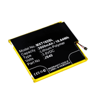 Batterij voor Moto Z3 Play - JS40 (2800mAh) vervangende accu