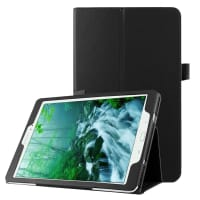 Smart Case for Samsung Galaxy Tab S2 9.7 (SM-T810 / SM-T813 / SM-T815 / SM-T819) - Artificial leather, black Case