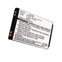 Battery for LG KG240 KP202 B2000 B2250 KG110 KG290 (830mAh) LGTL-GBIP-830