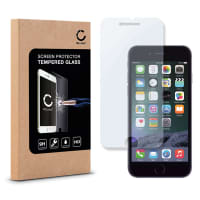 Cristal protector de la pantalla para iPhone 6 / 6S - Tempered Glass (Calidad HD / 2.5D / 0,33mm / 9H)