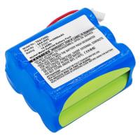 Batterie pour TDK Life on Record A73, A73 Boombox - 6AA-HHC 2000mAh Batterie de remplacement