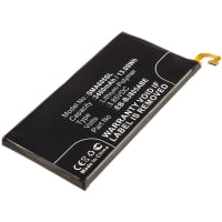 Battery for Samsung Galaxy A6 Plus (2018 - SM-A605) - EB-BJ805ABE (3400mAh) , Replacement battery