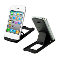 Mobile phone stand / mount for smartphones till 6,5