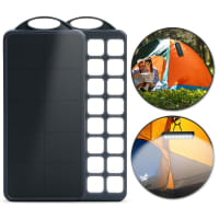 Cellonic® Powerbank solar