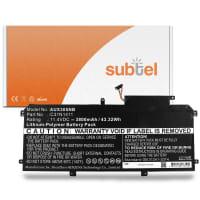 Batterij voor Asus Zenbook UX305FA / Zenbook UX305CA - C31N1411 (3800mAh) vervangende accu