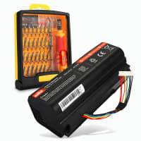 Battery for ASUS G751J / G751JL / G751JM - A42N1403 (4400mAh) + Tool-kit, Replacement battery