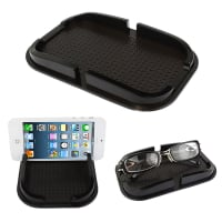 Anti-slip mat for cars - incl. mount for mobile phones, smartphones & accessories