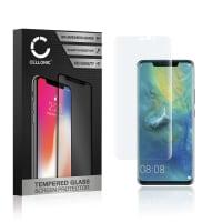 Protection d'écran en verre Huawei Mate 20 Pro (3D Case-friendly, 9H, 0,33mm, Edge Glue) Verre trempé