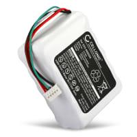 Batteria 533-000050,HRMR15/51,NT210AAHCB10YMXZ per Logitech Squeezebox Radio Affidabile ricambio da 2000mAh Sostituzione ottimale