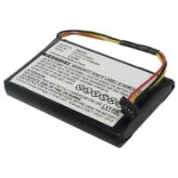 Batería para TomTom 4EM0.001.02, 4ET0.002.02, 4ET03, XL Holiday, XL IQ Routes Live, XL IQ Routes Regional / Europe Live - 6027A0106801 (1100mAh) Batería de repuesto