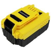 Batteri 18V, 5Ah, Li-Ion för Stanley FMC625D2 FMC645D2 FMC675B FMC675B-XE FMC688L FMC698B - FMC687L Ersättningsbatteri