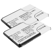 2x Battery for Sony Ericsson C903 C702 G705u G502 G700 G900 - BST-33 (900mAh) , Replacement battery