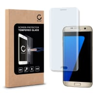Vetro protettivo di schermo per Samsung Galaxy S7 Edge (SM-G935 / SM-G935F) - Tempered Glass (Qualità HD / 3D Full Cover / 0,33mm / 9H)