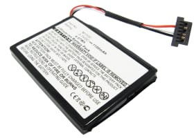 Battery for Medion GoPal E4230 GoPal E4240 GoPal E4245 (1100mAh)