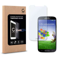 Displaybeschermglas voor Samsung Galaxy S4 - Tempered Glass (HD kwaliteit / 2.5D / 0,33mm / 9H)