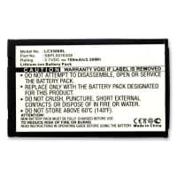 Battery for LG C3300 / C3310 / C3380 / L342i / C2000 / C3320 / M4410 (700mAh) LGTL-GKIP-1000