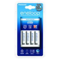Chargeur Panasonic Eneloop BQ-CC51 Basic incl. 4 piles AAA BK-4MCCE