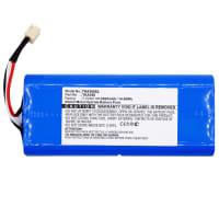 Batterie pour TDK Life On Record A360, Q35 - T79180 2000mAh Batterie de remplacement