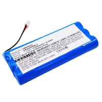Batterie pour ClearOne Max Wireless - 592-158-001, 592-158-002, 592-158-003, 220AAH6SMLZ 2000mAh Batterie de remplacement