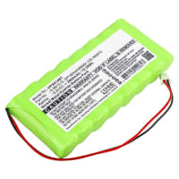 Battery for Visonic Powermax Pro - 0-9912-G (2000mAh) Replacement battery