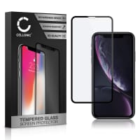Screen protector glass iPhone XR (3D Full Cover, 9H, 0,33mm, Full Glue) Tempered Glass
