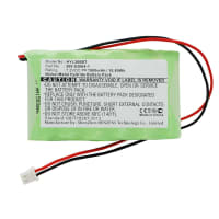 Battery for Honeywell Ademco Lynx / L3000 LYNX PLUS / L5000 LYNX TOUCH - GP130AAM6BMX (1500mAh) Replacement battery