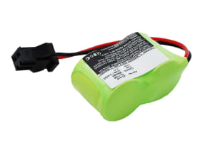 Battery for Panasonic KX-A16, KX-T1232 KX-T123210, KX-T308, KX-T30810, KX-T616 KX-T61610 - KX-T308,P-01H-F2G1 (300mAh) Replacement battery