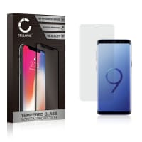 Screen protector glass Samsung Galaxy S9 (SM-G960) (3D Full Cover, 9H, 0,33mm, Edge Glue) Tempered Glass