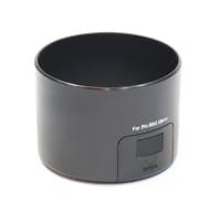 CELLONIC® PH-RBG58 (38761) Paraluce per Pentax smc DA 55-300 mm f/4.0-5.8 ED Cappuccio Obiettivo Materiale sinteticoParasole