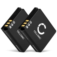 2x Batteri för Ricoh GR Digital Ricoh GX200 R5 R4 R3 GR Digital I R30 R40 G600 - DB-60 DB-65 1150mAh ,